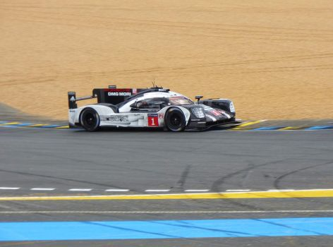 Porsche 919 Hybrid - Porsche Team by UltraMagnus72