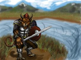 The Charr by scizwig