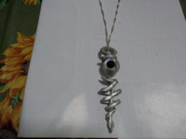 Snow Serah necklace 2 by Claire-Leonhart