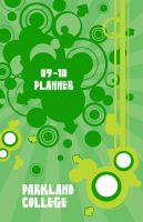 Parkland College Planner Cover by Flyinfrogg