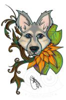 Tattoo Design : Lilly by Mareve-Design