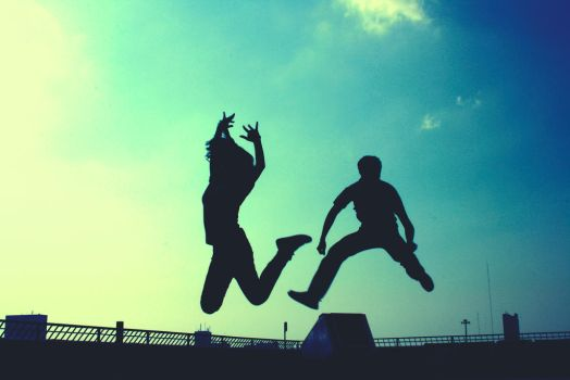 We Jump High by nebgib