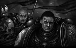 Deathwatch by d1sarmon1a