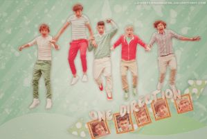 One Direction Wallpaper by LifeditonsORIGINAL