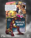 AIRON MAN. by ricplata