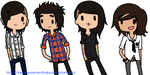 Pierce The Veil by SourBears