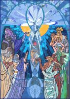 music of Ainur by breathing2004