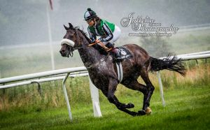 Horse Racing 540 by JullelinPhotography