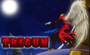 merciful angel trigun by EeKeRs05