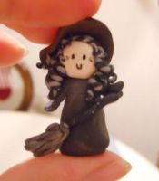 Clay Witch 4 by JulietTaylor