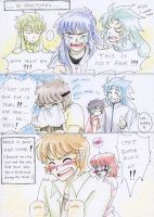 Aiolia is just awesome, coz... by camiyu