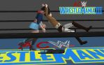ACW WrestleMania III - Strike Three and out cold by TankMan125