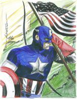 Cap Colored in by MetalFrog