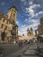 Old town square VI by DwainDibley