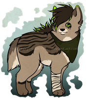 Canine adoptable auction TAKEN by Freaky--Like--Vivi