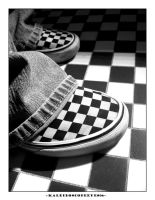 Shoes and Shadows by kaleidoscopeeyes06