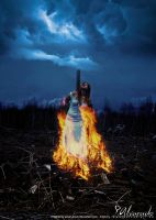 Burn The Witch Down by Salvas