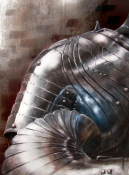 Maximilian's Armour, Study by DireImpulse