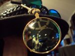 Steampunk Monocle Steampunk Top Hat v3 by HappyOrwell