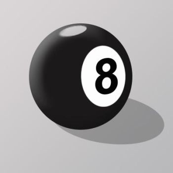 8ball by Aleksandar95design