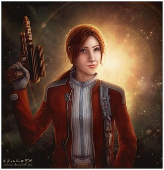 The Scoundrel by Isriana