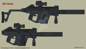 AR3 Carbine 2 by Wolff60
