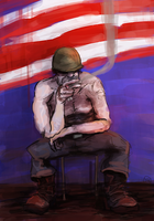 patriot solly by monkette