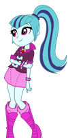 [Rainbow Rocks] Sonata Dusk is so sweet by MixiePie