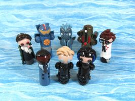 Wobbles: Pacific Rim Group by okapirose