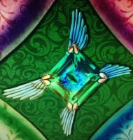 Winged jewel by isaac77598