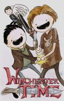 Winchester Time by AmberStoneArt