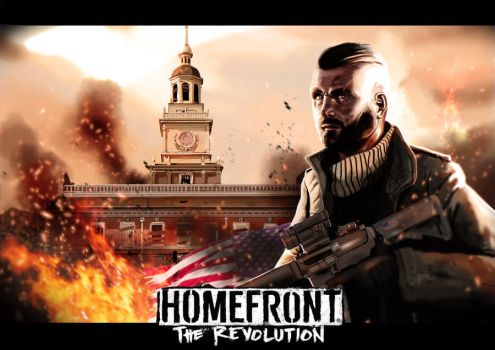Homefront: The Revolution by rcrosby93