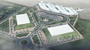 Abha Airport Proposal 3 by M-Salman