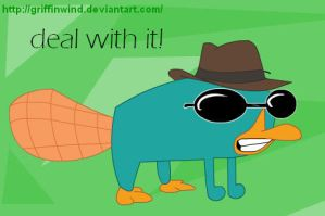deal with it by Iamlayla