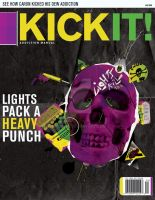 KICK IT Addiction Magazine by w4rrior