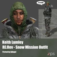 Keith Lumley RE:Rev Snow Mission by Adngel