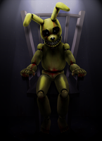 Plushtrap by ShooterSP