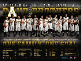 app state mens basketball by Satansgoalie