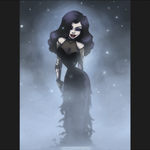 Goth in Sparkle Mist by DJ88