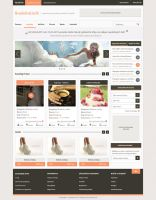 Wedding Catalog Webdesign by AlsusArt