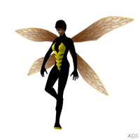 MH - Wasp by Postmortacum