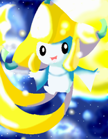 Wish Maker Jirachi by Shadow-Raider02