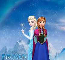 [MMD] Princess Anna and Queen Elsa by ArendelleAnna