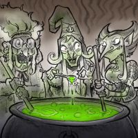 Epilogue - Toil and Trouble by Mr-DNA