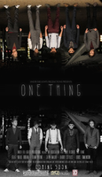 One Direction Movie Poster 001 by under-the-lights
