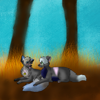 :Contest Entry: Tell me where it hurts now,baby by starrytesukidust