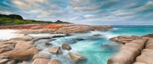 Binalong Bay, Tasmania by alexwise