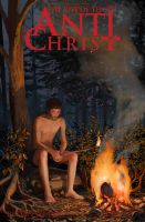Antichrist Cover 4 by TheMichaelMacRae