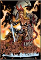 Magik Commission 2 by KR-Whalen