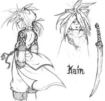Kain of Yarian by Underworlder666